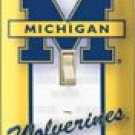 Michigan Wolverines Light Switch Cover #LP1363