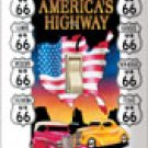Route 66 Light Switch Cover #LP605