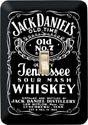 Jack Daniels Light Switch Cover #LP780