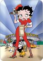 Betty Boop Light Switch Cover #LP835