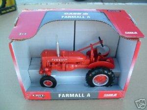 International Harvester Farmall A Diecast Tractor #14177B
