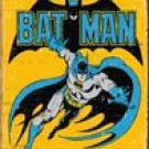 Batman Tin Sign #1357
