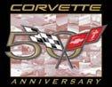 Corvette Tin Sign #1014