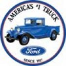 Ford Truck tin sign #1009