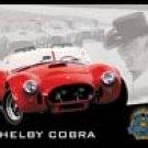 Shelby Cobra tin sign #1016