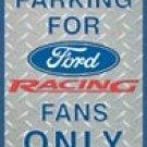 Ford Racing tin sign #1062