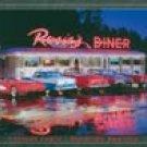 Rosie Diner tin sign #1128