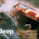 Jeep tin sign #1238