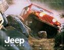 Jeep tin sign #1238