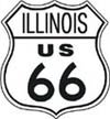 Route 66 tin sign #171
