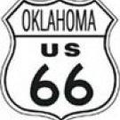 Route 66 tin sign #175