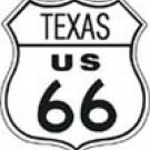 Route 66 tin sign #176