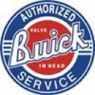 Buick tin sign #185