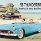 Thunderbird tin sign #581
