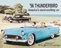 Thunderbird tin sign #581