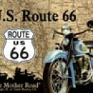 Route 66 tin sign #678