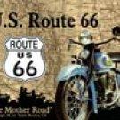 Route 66 tin sign #678
