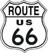 Route 66 tin sign #679
