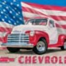Chevrolet Truck tin sign #704