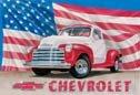 Chevrolet Truck tin sign #704