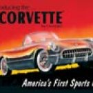 Corvette Tin Sign #719