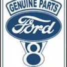 Ford tin sign #787