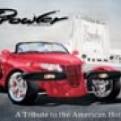 Plymouth Prowler tin sign #908