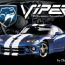 Dodge Viper tin sign #910