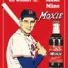 Ted Moxie tin sign #60