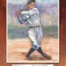 Lou Gehrig tin sign #735