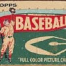 Topps Baseball tin sign #1327