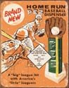 PEZ Baseball tin sign #1445