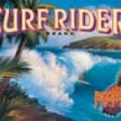 Surf tin sign #864