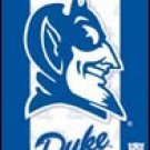 Duke tin sign #1359
