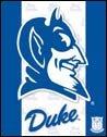 Duke tin sign #1359