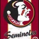 Florida Seminoles tin sign #1360