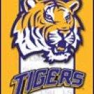Tigers tin sign #1362