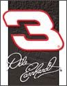 Dale Earnhardt Nascar tin sign #1153