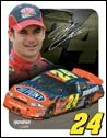 Jeff Gordon tin sign #1353