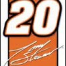 Tony Stewart Nascar tin sign #1367