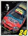 Jeff Gordon Nascar  tin sign #1433