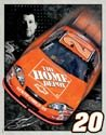 Tony Stewart Nascar tin sign #1435