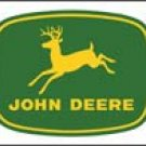 John Deere tractor  tin sign #670