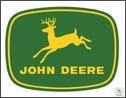 John Deere tractor  tin sign #670