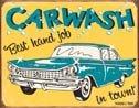 Carwash HandJob tin sign #1190