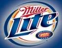Miller Lite tin sign #1080