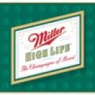 Miller Beer tin sign #857