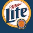 Miller Lite tin sign #872