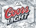 COORS Beer tin sign #1310
