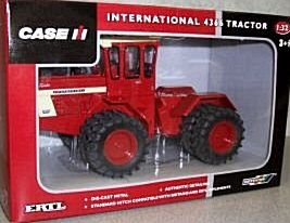 International Harvester 4366 Collectible Diecast Tractor